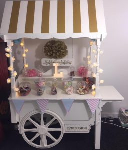 Candy cart Falkirk